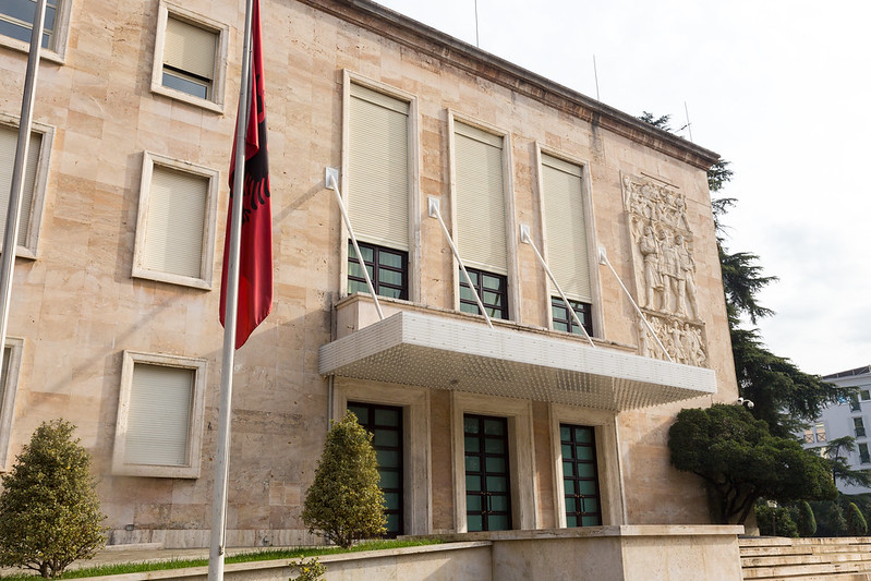 Council of Ministers - Tirana