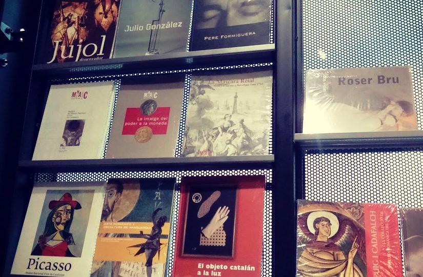 Primera Muestra de Letras Catalanas en Librería del GAM