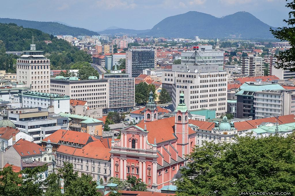 Ljubljana Castillo