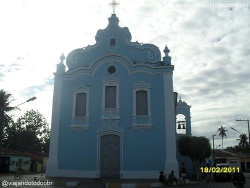 Santa Luzia do Norte - Igreja de Santa Luzia