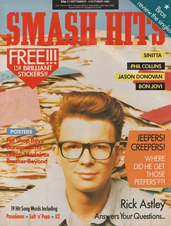 Smash Hits, September 21, 1988