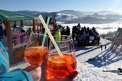 SNOW tour 2016/17: Kunčice - Itálie v Jeseníkách