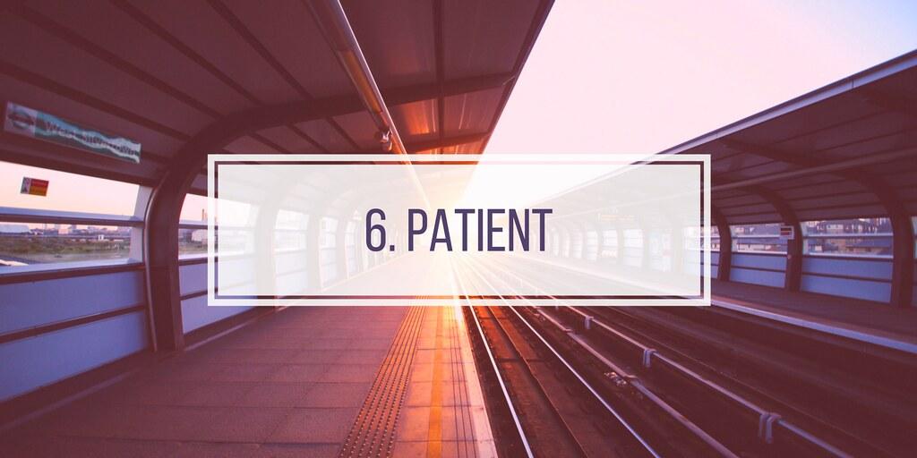 6. PATIENT