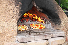 outdoor grill, masonry oven, dish, cuisine, hearth,