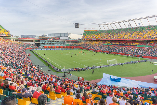 FIFA Women's World Cup Canada 2015 - Edmonton