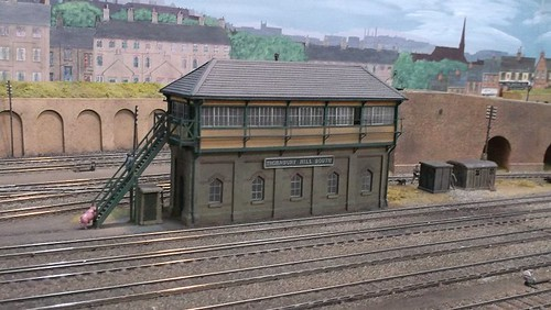 Thornbury Hill signal box