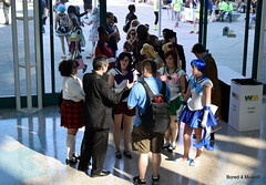 Anime Expo 2015 - Saturday (07/04/15)