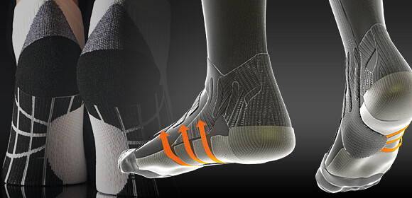 X-Socks AirFlow Ankle Pad