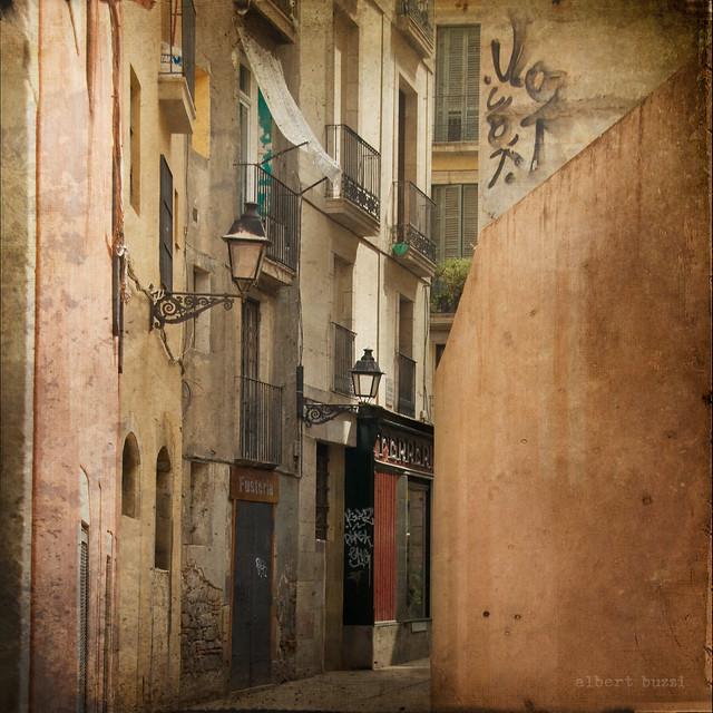 bBcn032:  Barcelona - Ciutat Vella - Sant Pere, Santa Caterina i La Ribera