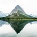 Many Glacier Boat Ride by Glockoma