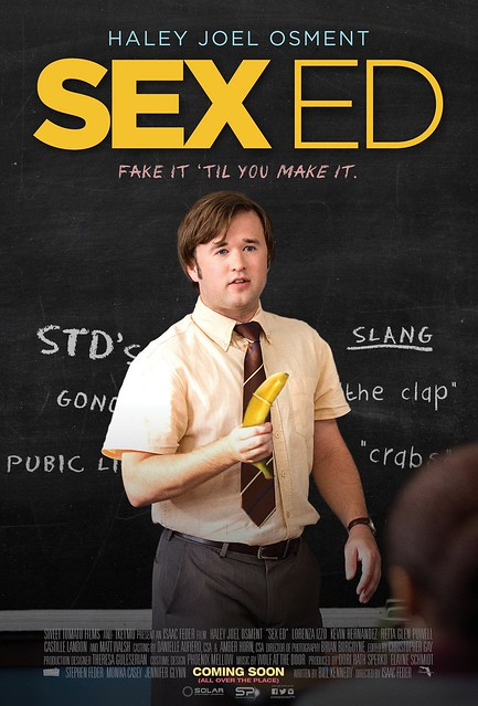 Haley Joel Osment makes his Big Screen Return in SEX ED