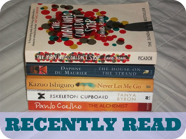 Recently Read July 2015
