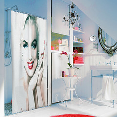 Shower Curtain Marilyn 133