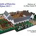 Battle of Waterloo's Defense of La Haye Sainte Farm Northwest by Gary^The^Procrastinator