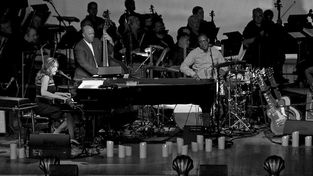 Diana Krall with The Philadelphia Orchestra