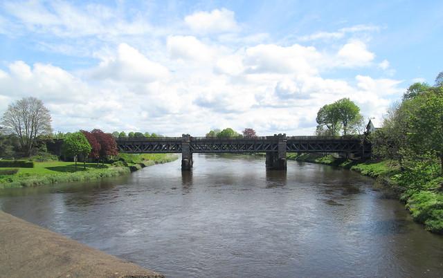 Railway Bridge at Stirling