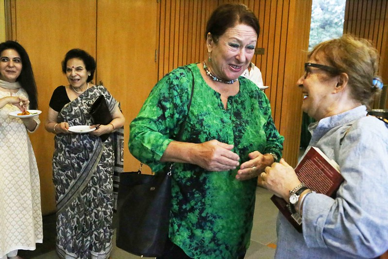 Netherfield Ball – Murad Ali Baig's Book Reception, India International Center