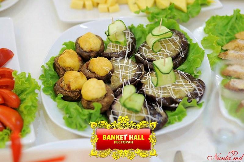Ресторан Banket Hall > Фото из галереи `Наши блюда!`