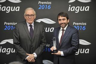 ANA Perú repite el premio a Mejor Administración Pública Latinoamericana de los Premios iAgua 2016