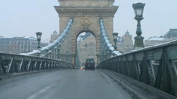 унгарија_сообраќај