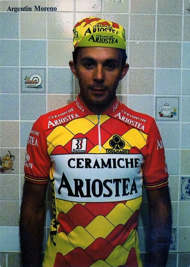 Moreno Argentin - Ceramiche Ariostea 1991
