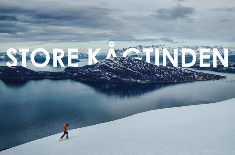 Norskem na skialpech - Lyngen a Kågen