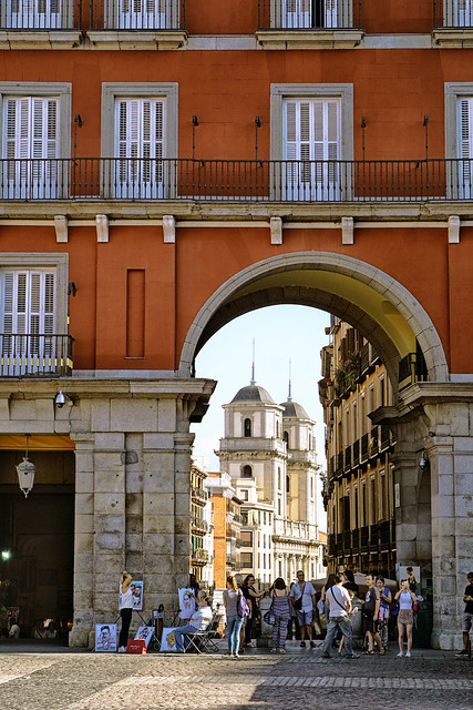 Espanha - Madrid - Plaza Mayor