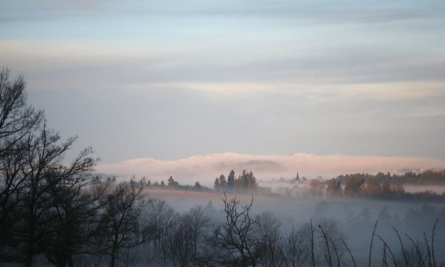 matin d'hiver, Fujifilm FinePix Z10fd