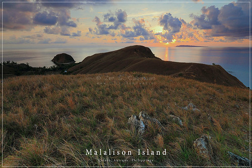 sunset southeastasia antique philippines hill grassland visayas culasi webzer malalison akosizer mararison zercabatuan