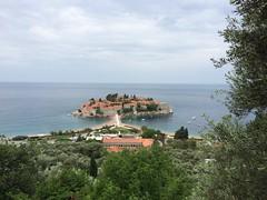 238. Sveti Stefan resort Montenegro