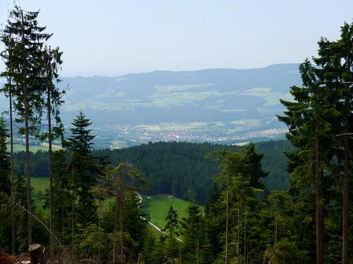 trees alps forest landscape austria österreich outlook alpen landschaft wald bäume steiermark zeil ausblick autriche clearing styria lichtung joglland pöllau masenberg wanderung20150530