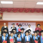 2015 ACU Thai-Burma Graduation