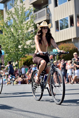 Fremont Summer Solstice Parade Cyclist 2015 (807)