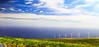 Wind Mills @ Road to Hana - Maui , HI by samy_sumit