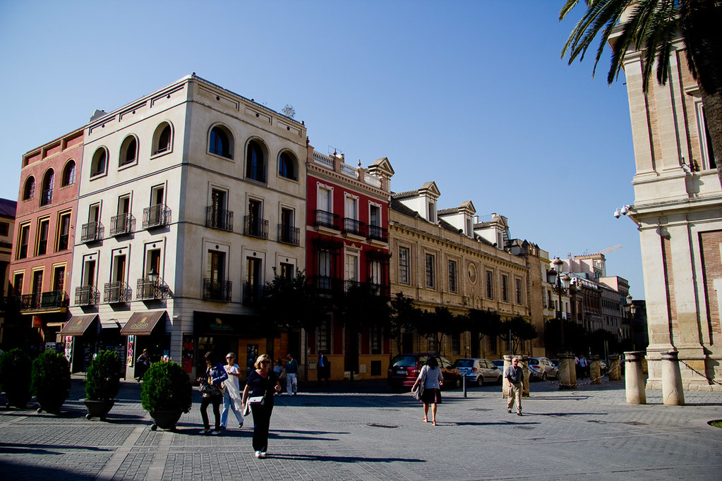 Seville Old City