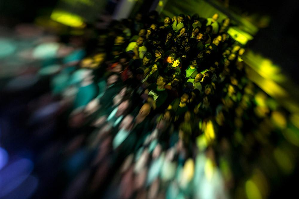 Low Roar @ Foro Indie Rocks, Mexico City 09/07/15