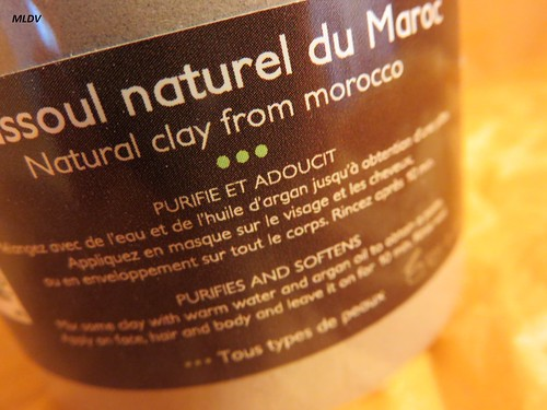 avis Rhassoul naturel du Maroc KAE