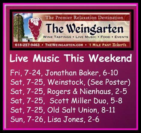 The Weingarten 7-24 thru 7-26-15
