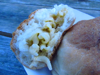 Mac and Cheese Kolache from Bistro Vonish