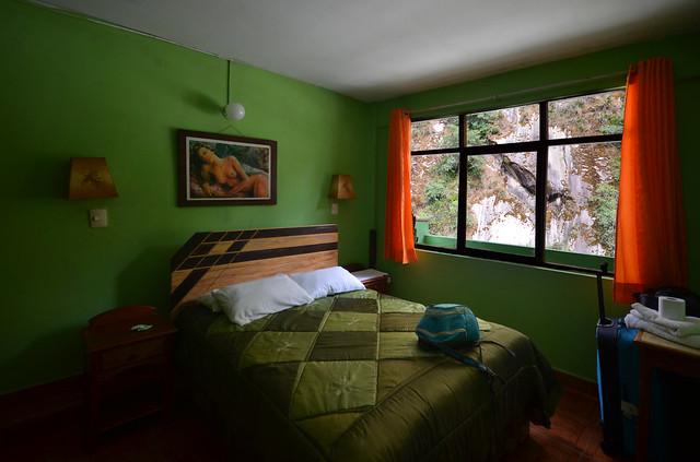 Nuestra habitación en Aguas Calientes (Machu Picchu pueblo)