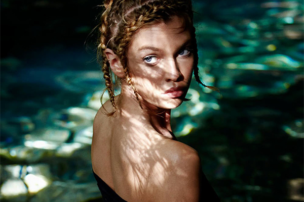 Stella Maxwell By Ben Morris For Elle Russia July 2015 Editorial