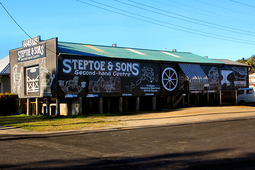 Steptoe & Sons Second Hand Goods, Maclean, NSW