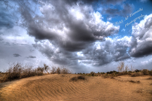 rain sand desert dune saudi saudiarabia hdr jazan منظر photomatix السعودية مطر سماء غيوم طبيعة صحراء رمال jizan أمطار جيزان sabya جازان صبيا