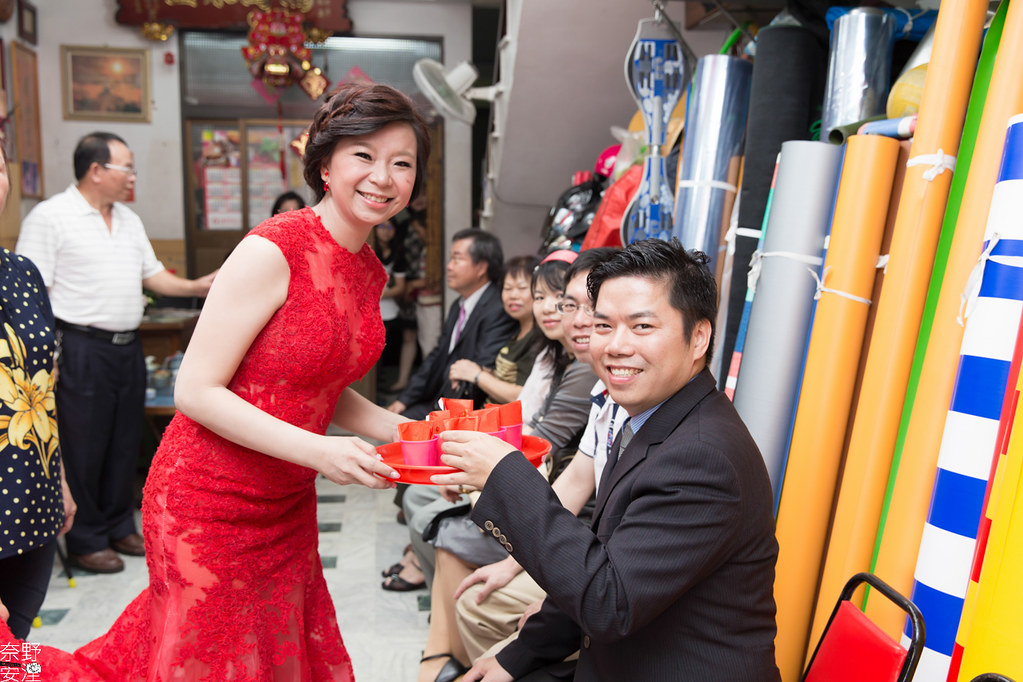 台南婚攝 濃園滿漢餐廳 | 訂婚儀式 家宴 (23)