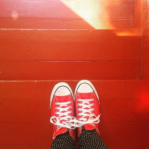 Punaista // Red