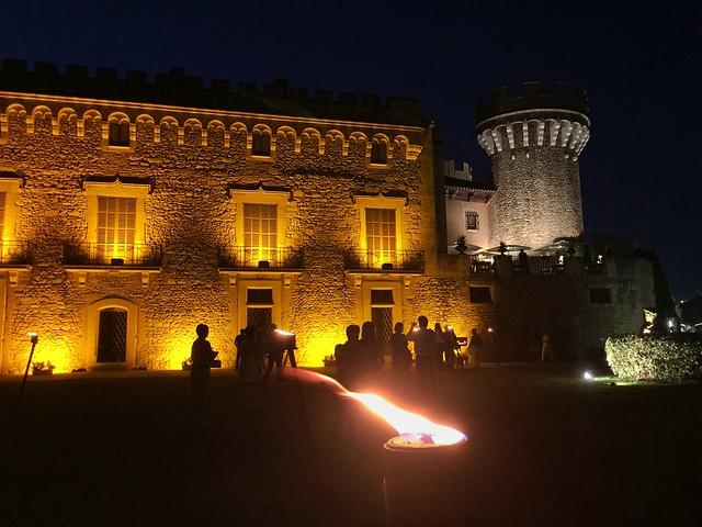 Jardines del Castillo de Peralada (Festival Castell de Peralada, Costa Brava)