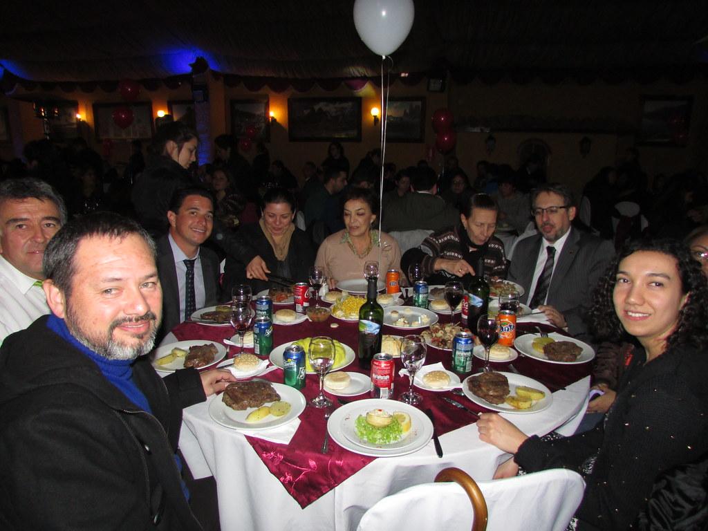 Gran Aniversario SAG 48 Años en Calera de Tango! - 7 Agosto 2015