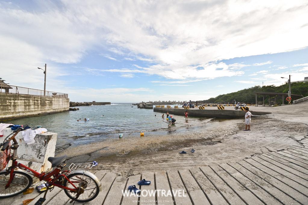 小琉球景點.海仔口漁港
