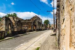 Oradour-sur-Glane Juillet 2014