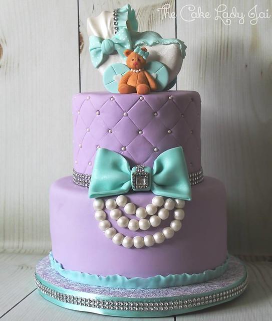 Cake by The Cake Lady Jai